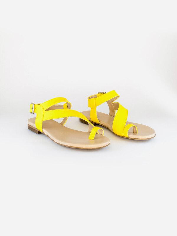 12345 vania nappa yellow